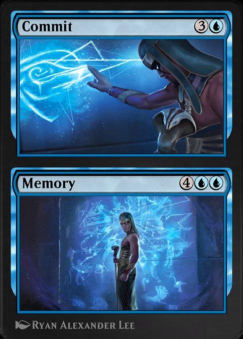 Commit // Memory