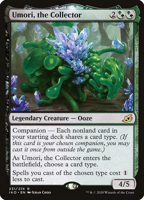 Umori, the Collector