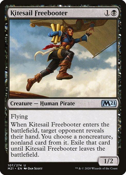 Kitesail Freebooter
