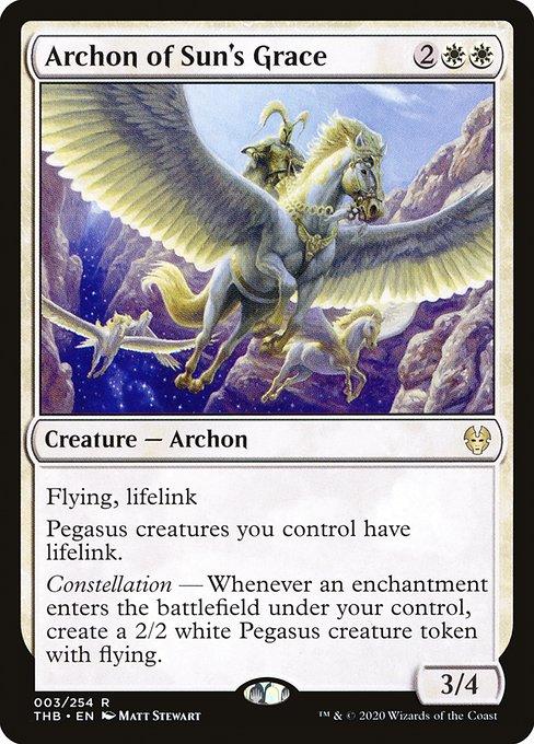 Archon of Sun's Grace