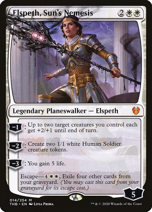 Elspeth, Sun's Nemesis