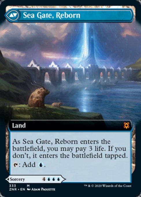 Sea Gate, Reborn