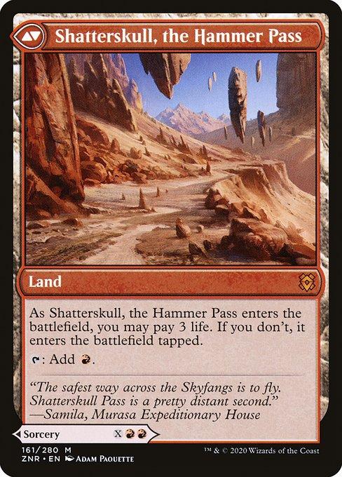 Shatterskull, the Hammer Pass
