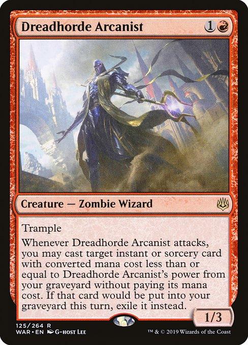 Dreadhorde Arcanist